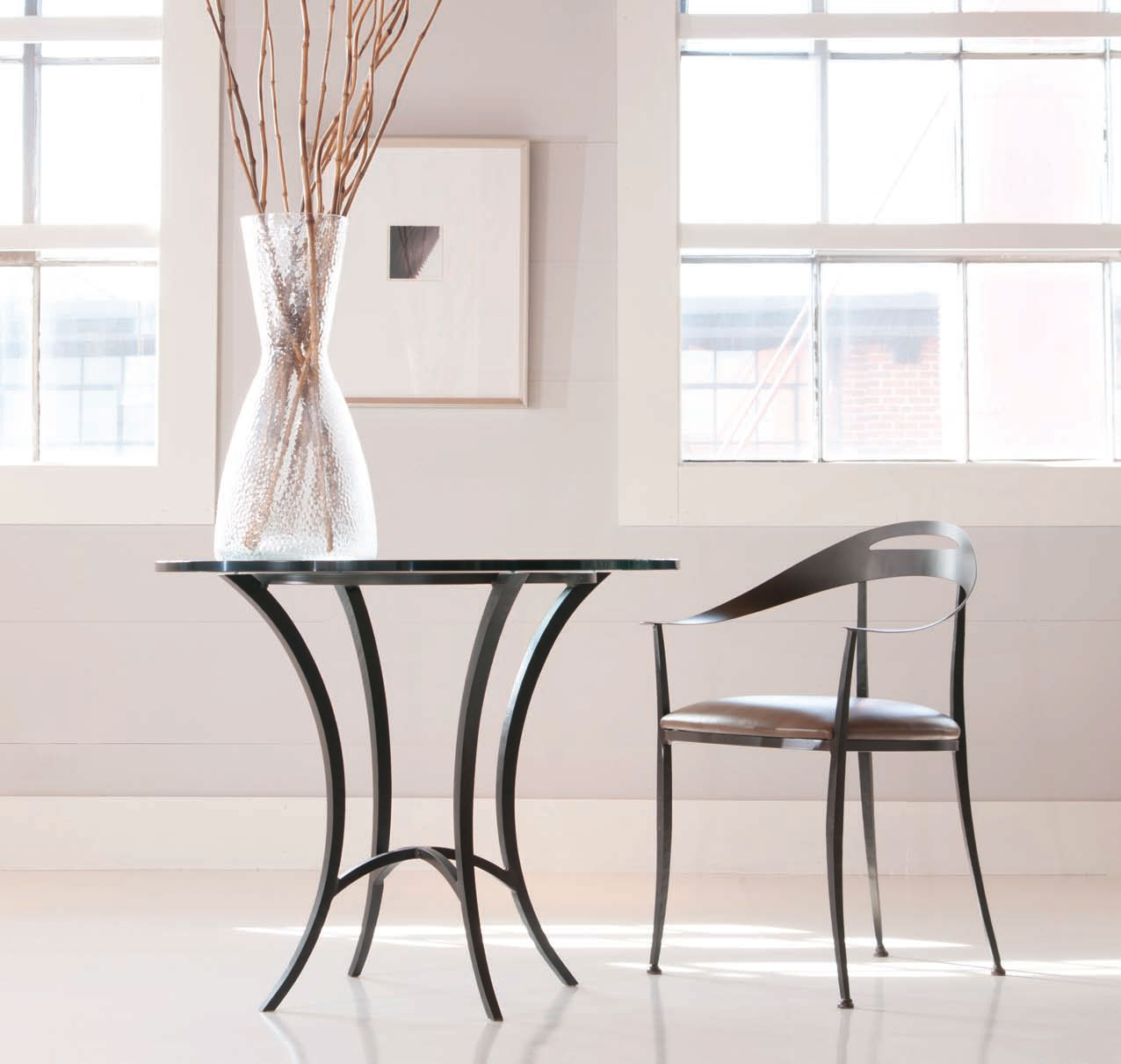 wrought iron kitchen chairs Dining Room Furniture Guide