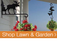 Shop decorative iron lawn and garden accessories
