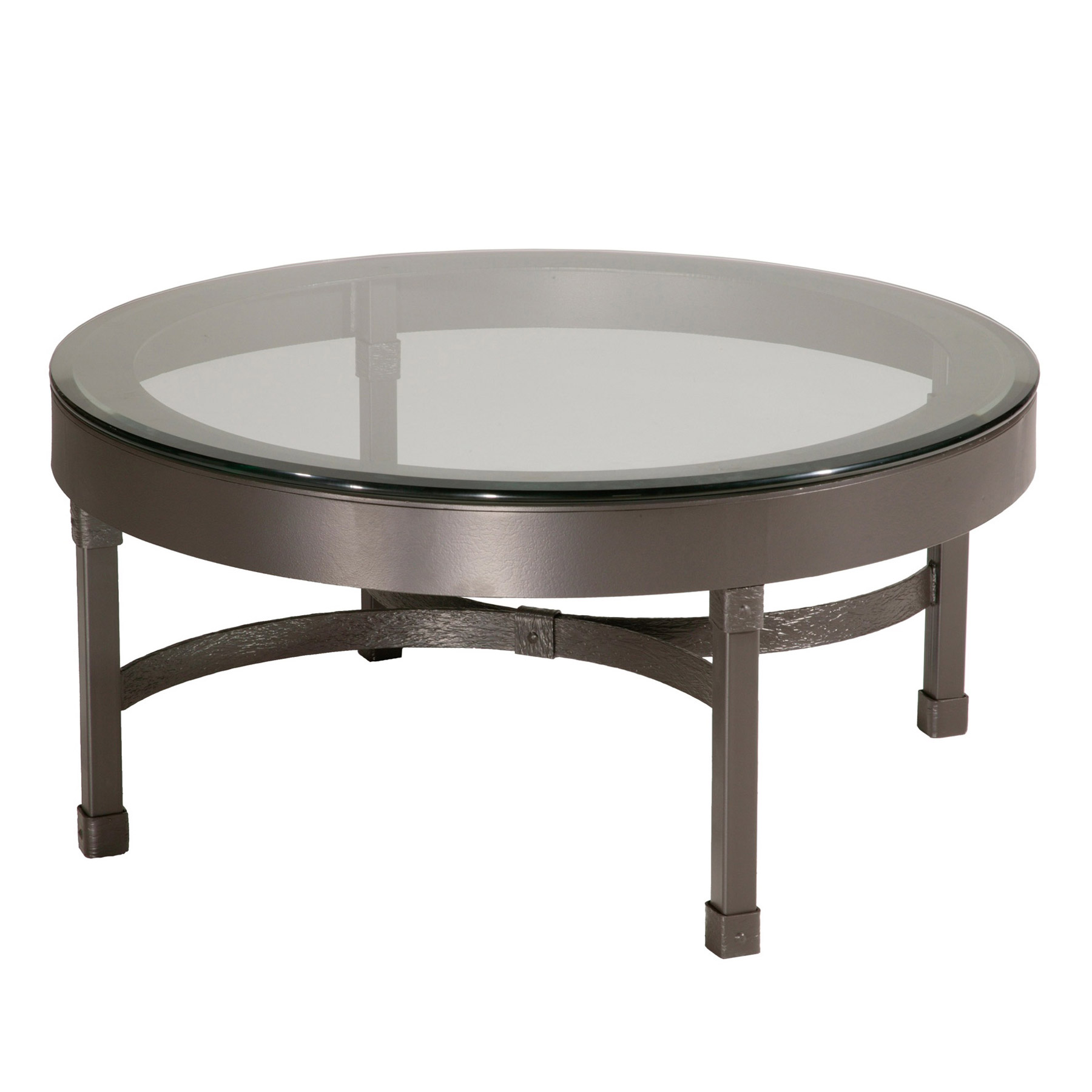 Wrought Iron Cedarvale Collection Coffee Table