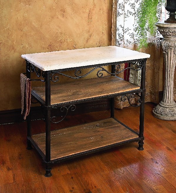 bt 223 3 jpg high iron kitchen island table at 1stdibs