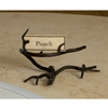 Wrought Iron Place Card Holder by Bella Toscana