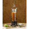 Wrought Iron Beverage Server 1 Gal by Bella Toscana