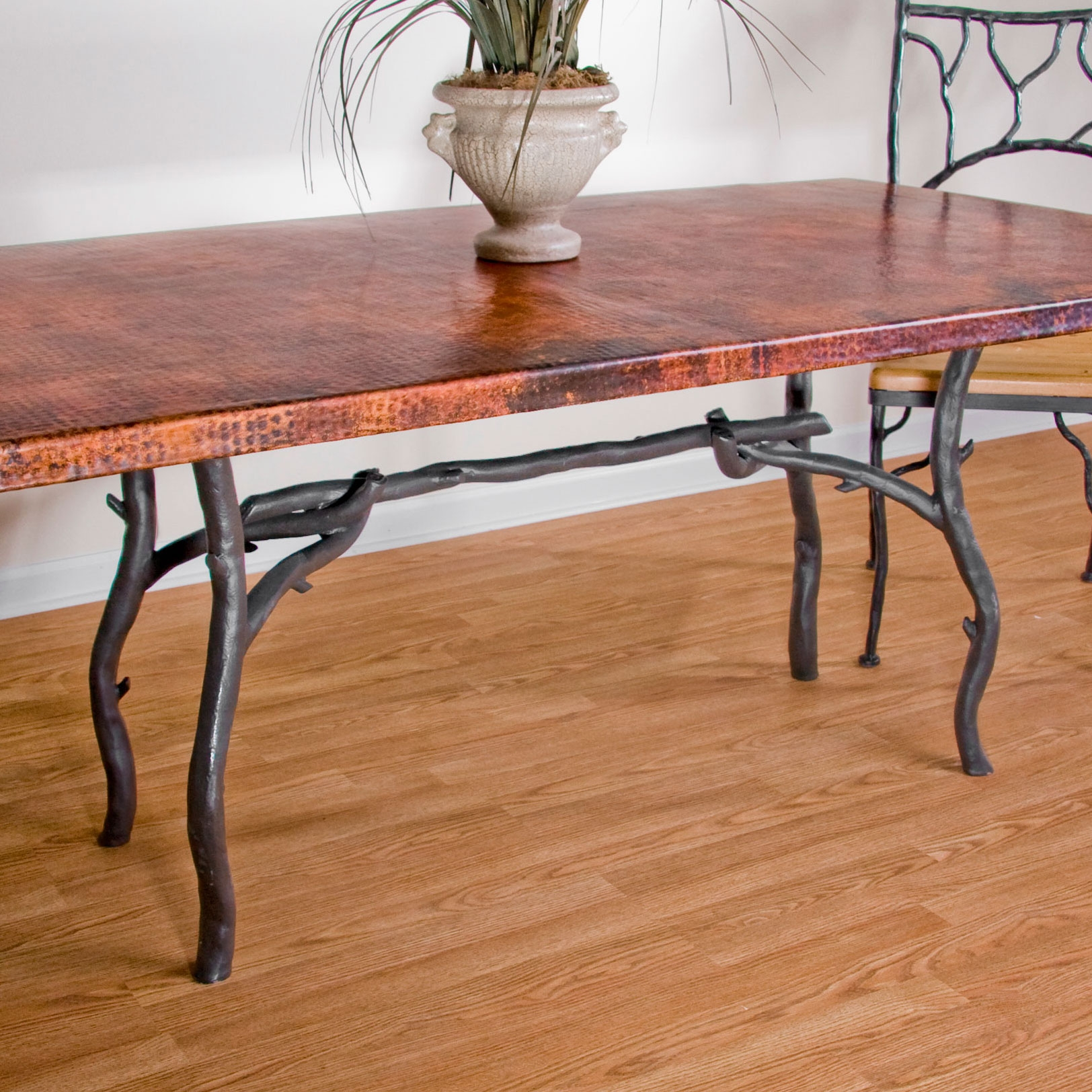 "Pictured Here Is The South Fork Dining Table With 42"" X 72"