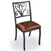 Wrought Iron Alexander Chair by Mathews & Co.