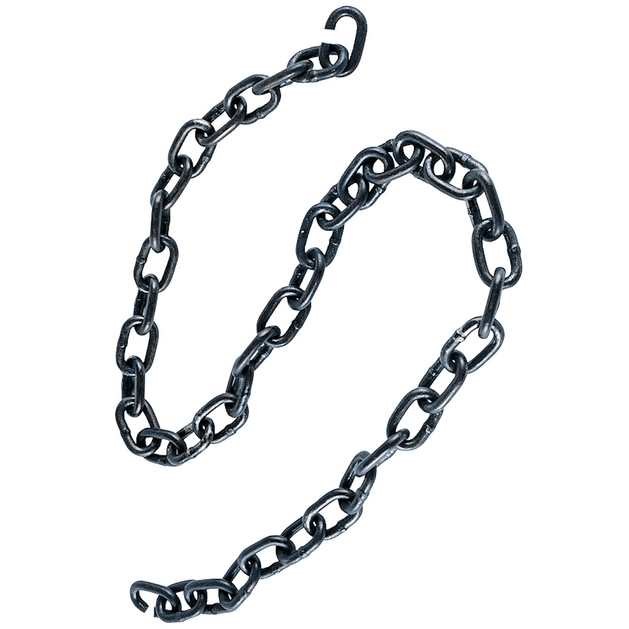 Pictured Is A Section Of Additional Wrought Iron Chain