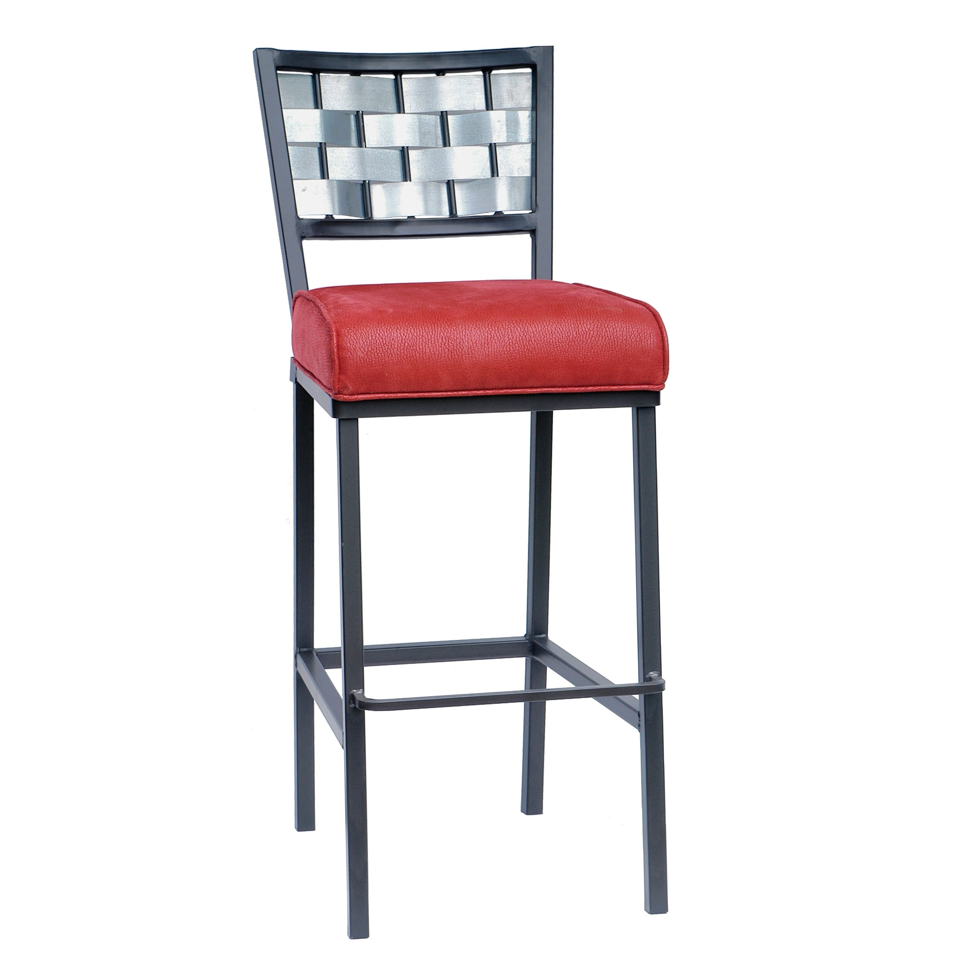 Square Bar Stools ~ Rushton square bar stool quot