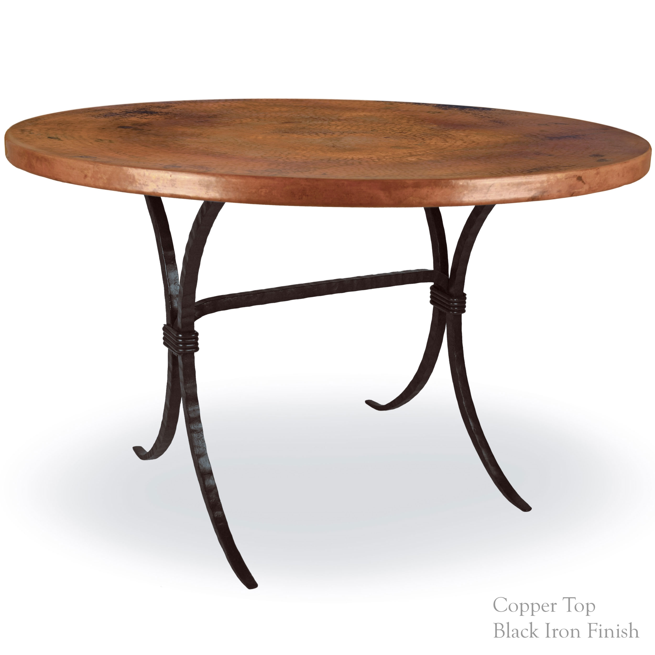 Pictured Here Is The Salisbury Dining Table With 48 Round Top Hand