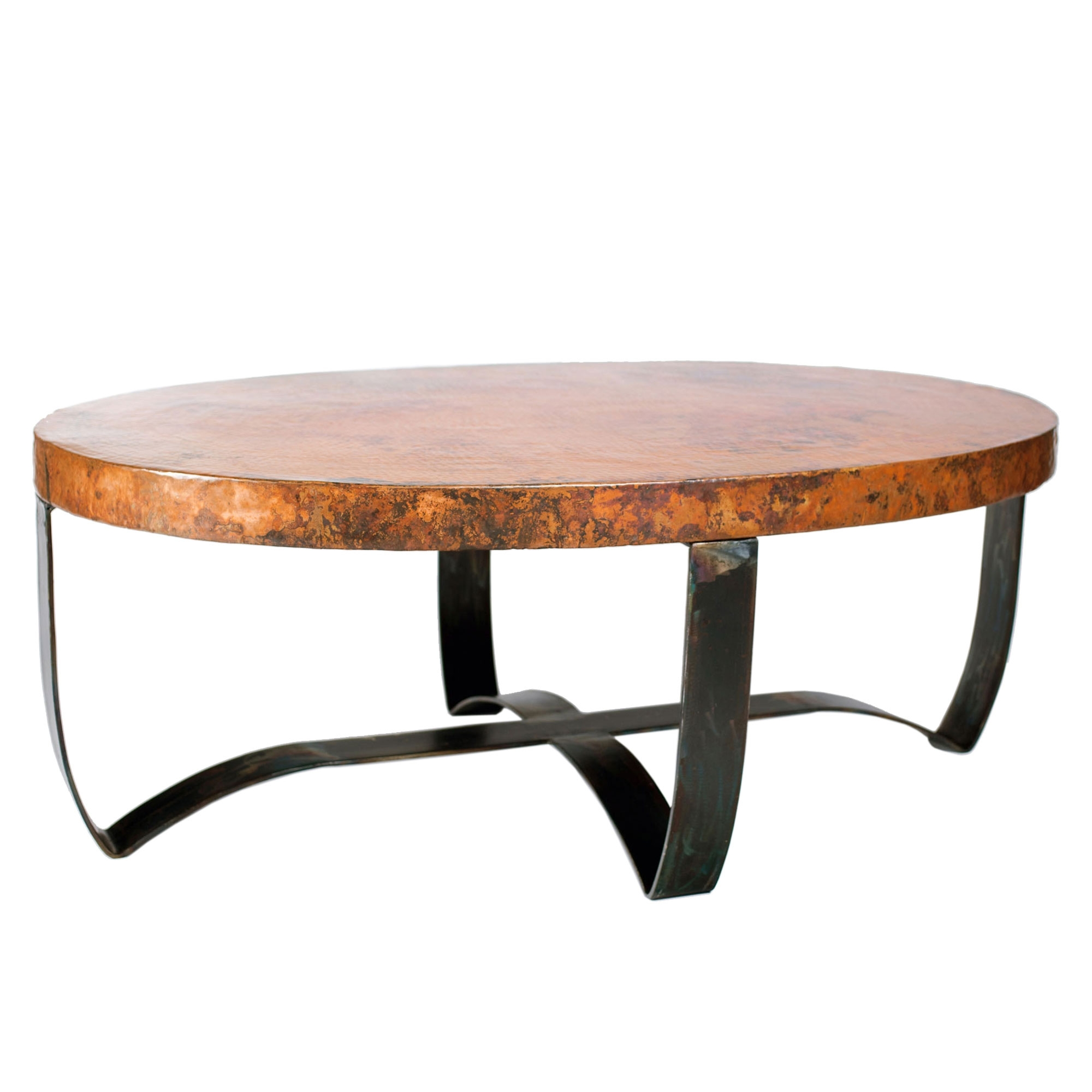 Twi bfm5 f 508a 3jpg for Oval copper coffee table