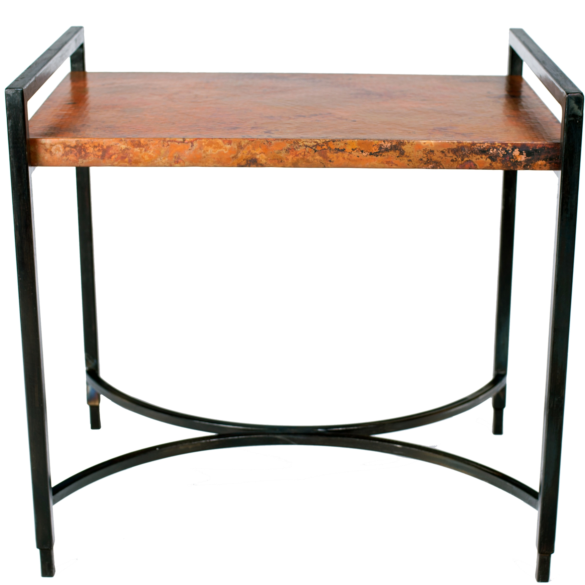 Copper Top Rectangular Coffee Table: TWI-BFM5-F-510A-3.jpg