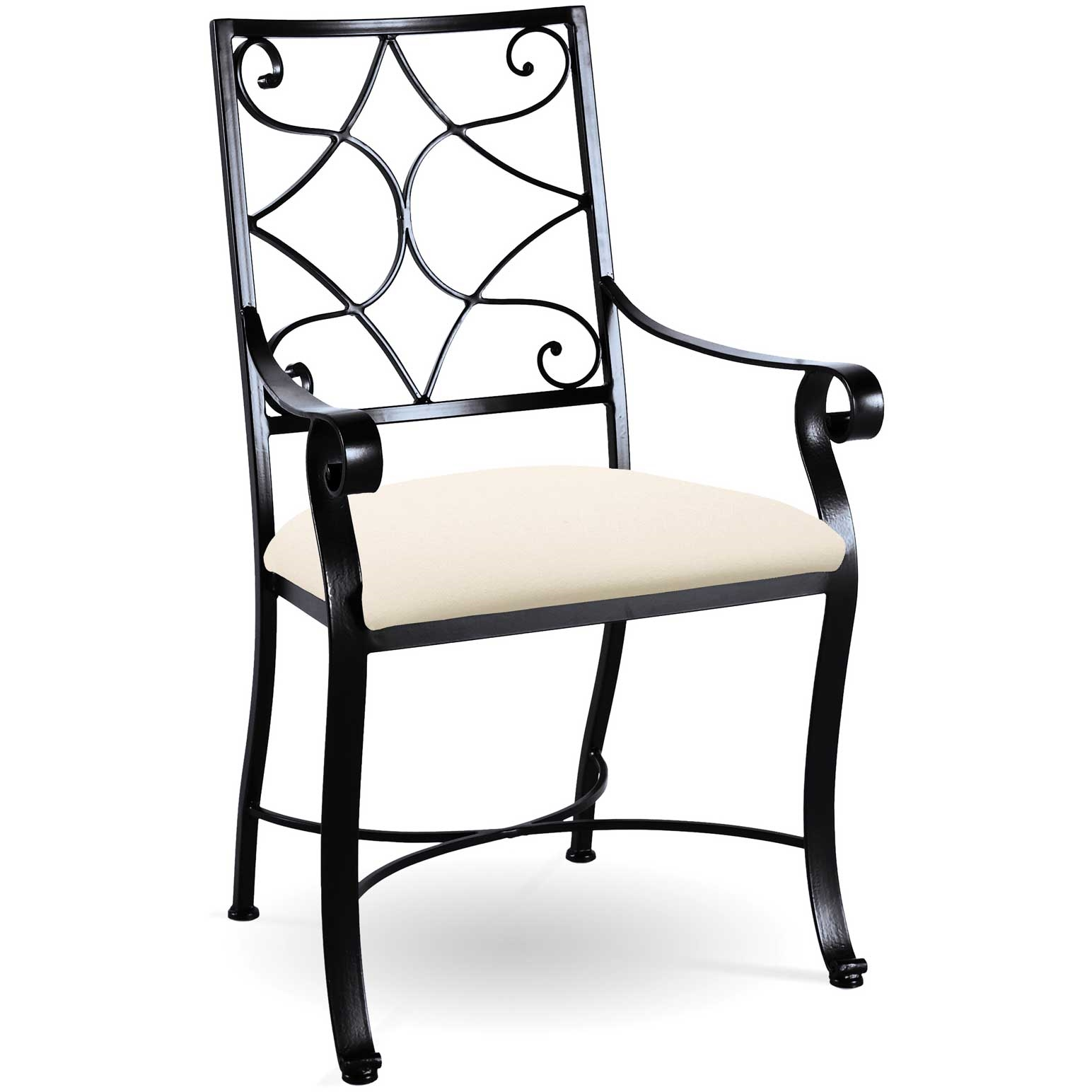 Pictured Here Is The Camino Scroll Dining Chair