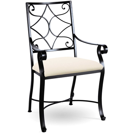Camino Scroll Dining Chair Charleston Forge