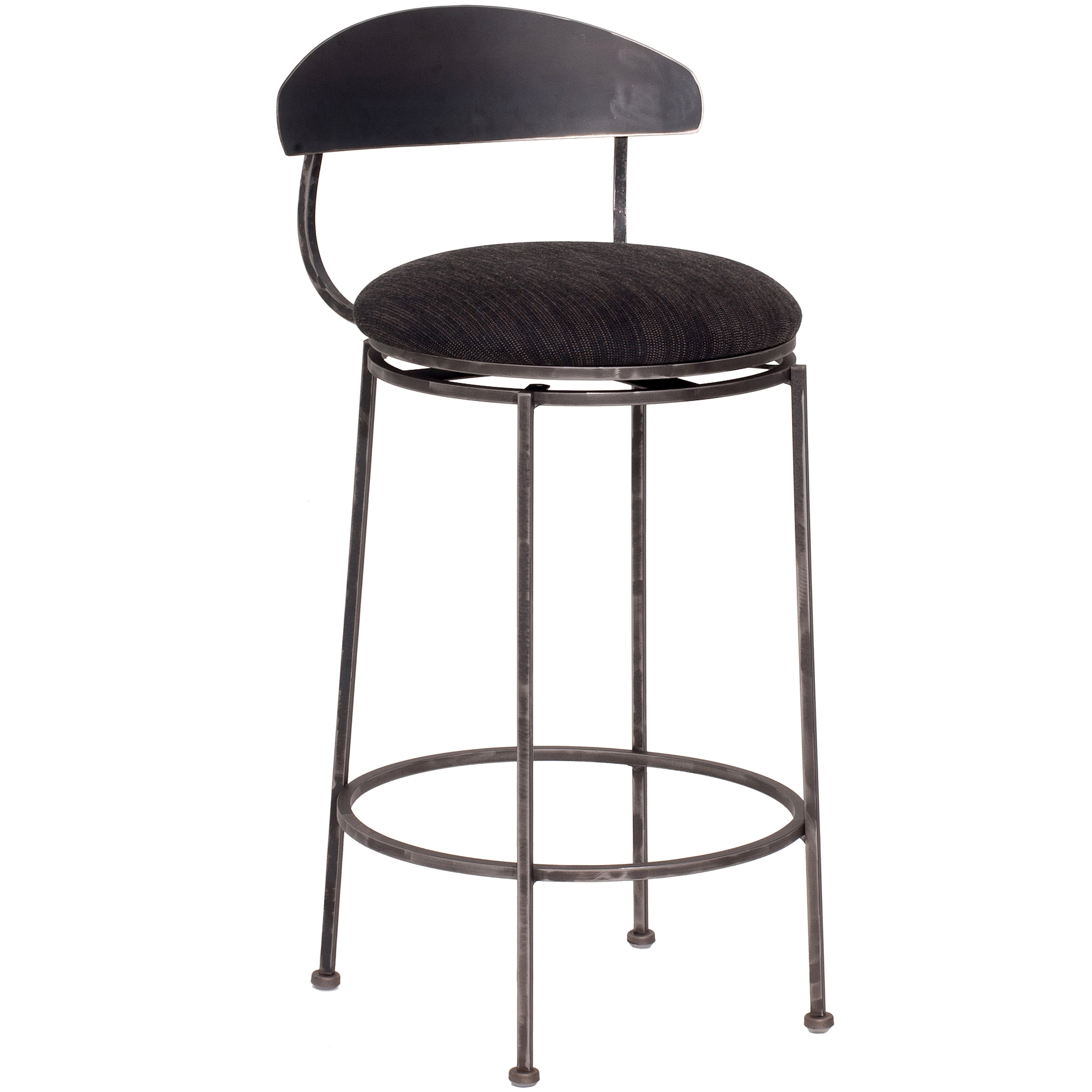 Echo Swivel Counter Stool 26 In Seat Height
