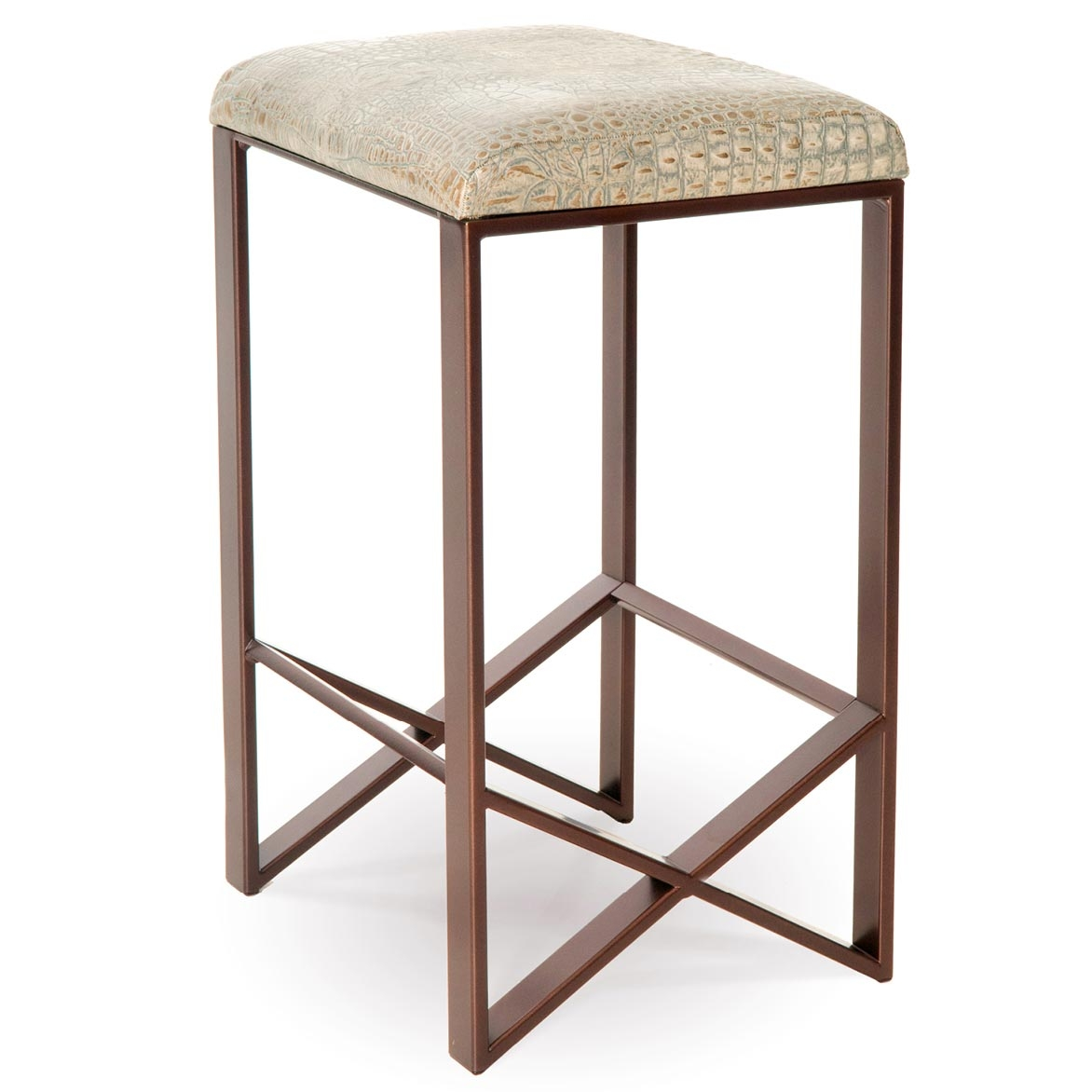 Pictured here is the victoria backless counter stool
