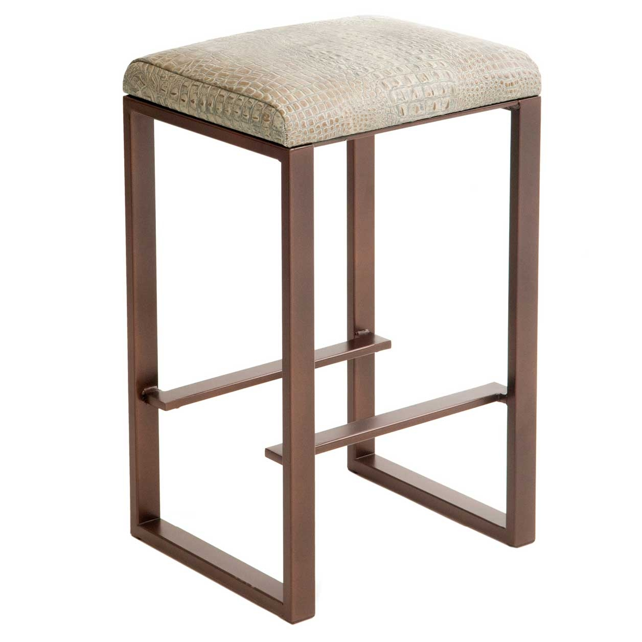 Pictured Here Is The Clement Backless Bar Stool Quality
