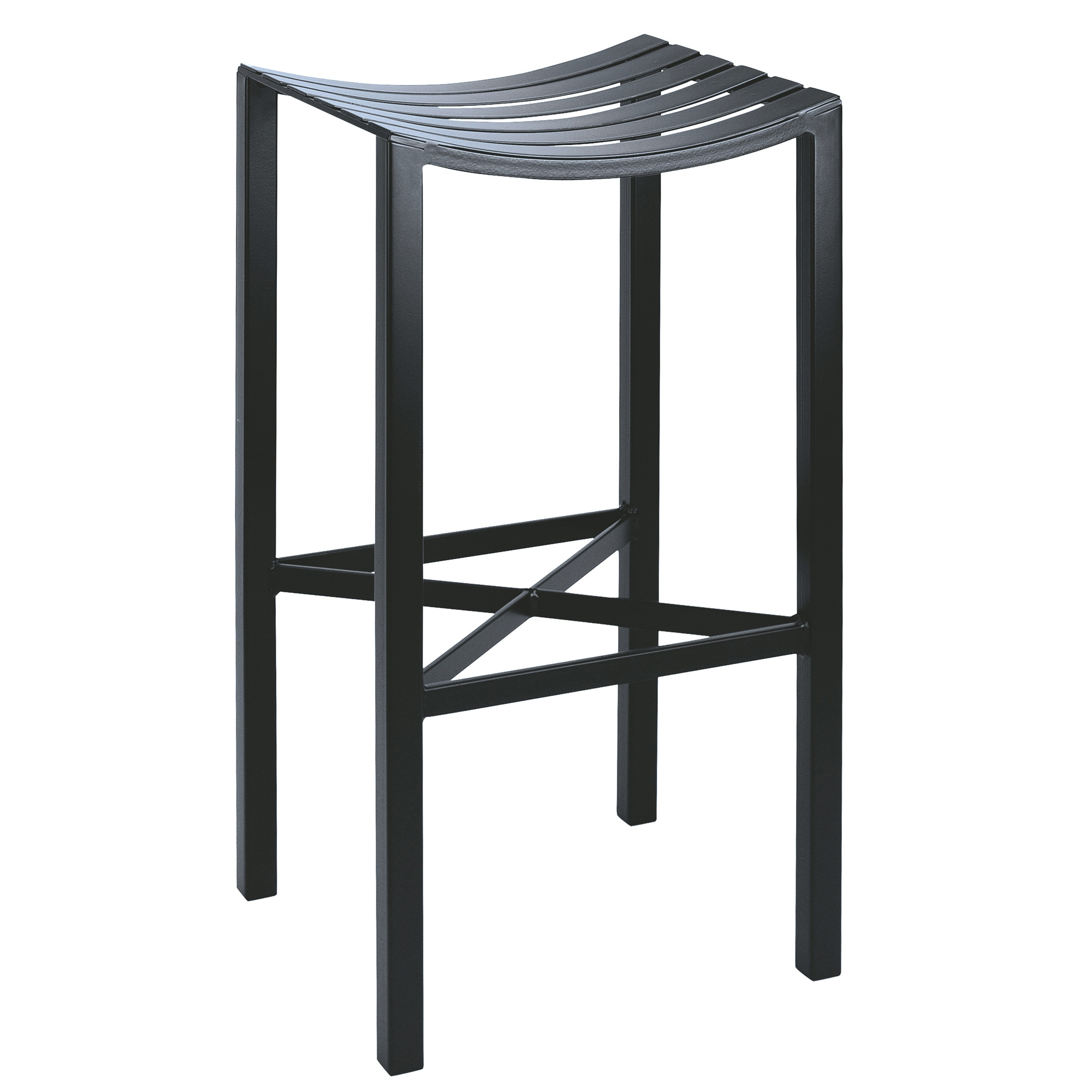 Pictured Here Is The Parsons Backless Bar Stool Metal
