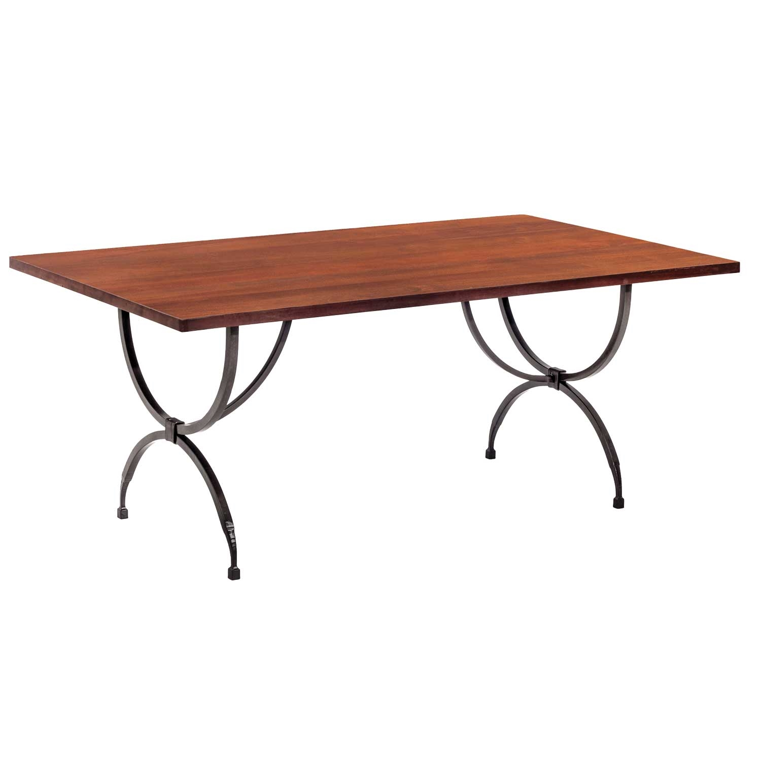 Dining Table: Wrought Iron Dining Table