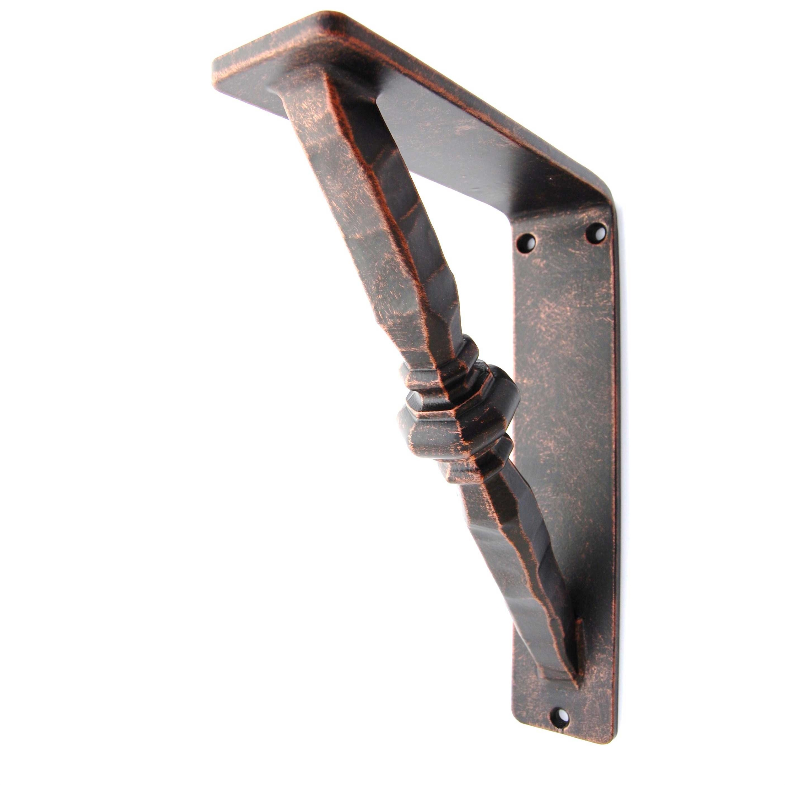 Pictured Here Is The Cooper Wrought Iron Corbel Used As A