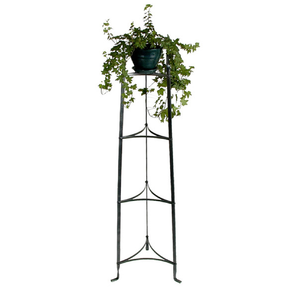 Enclume 4 tier plant stand - Tiered metal plant stand ...
