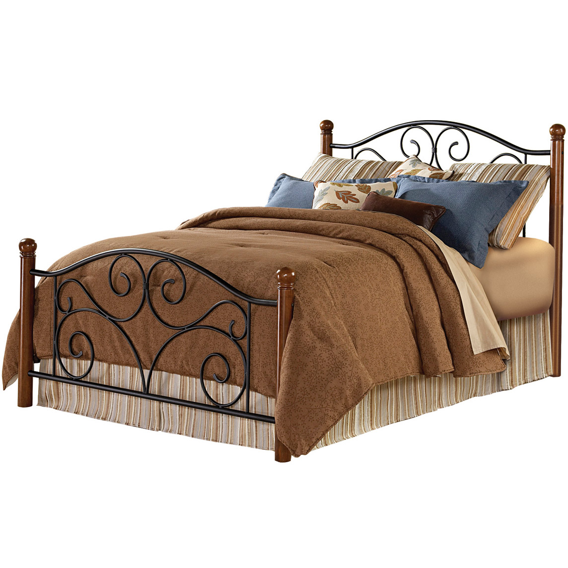 Doral Twin Bed