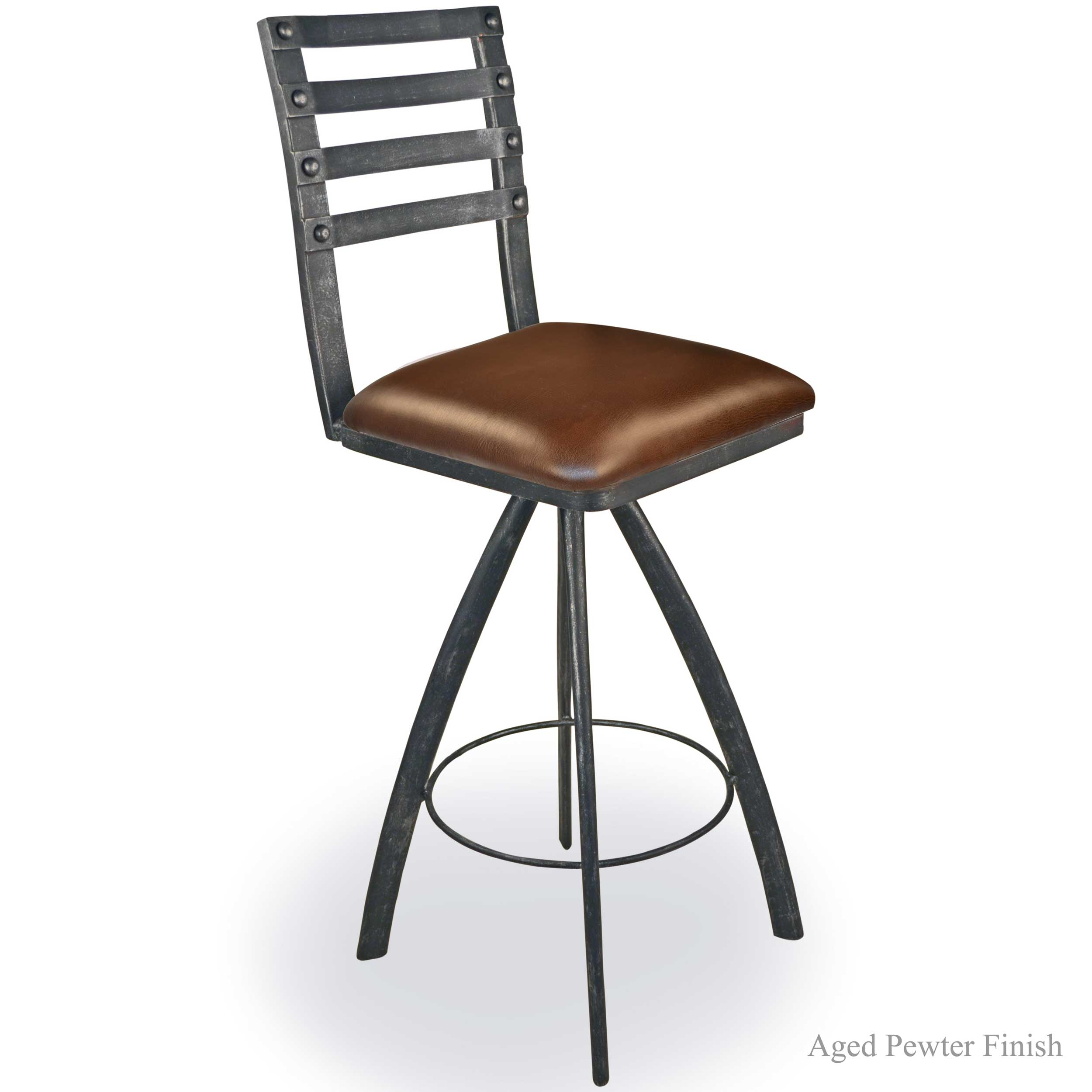 Pictured Is Our Chanal 30 Swivel Bar Stool No Arms Hand