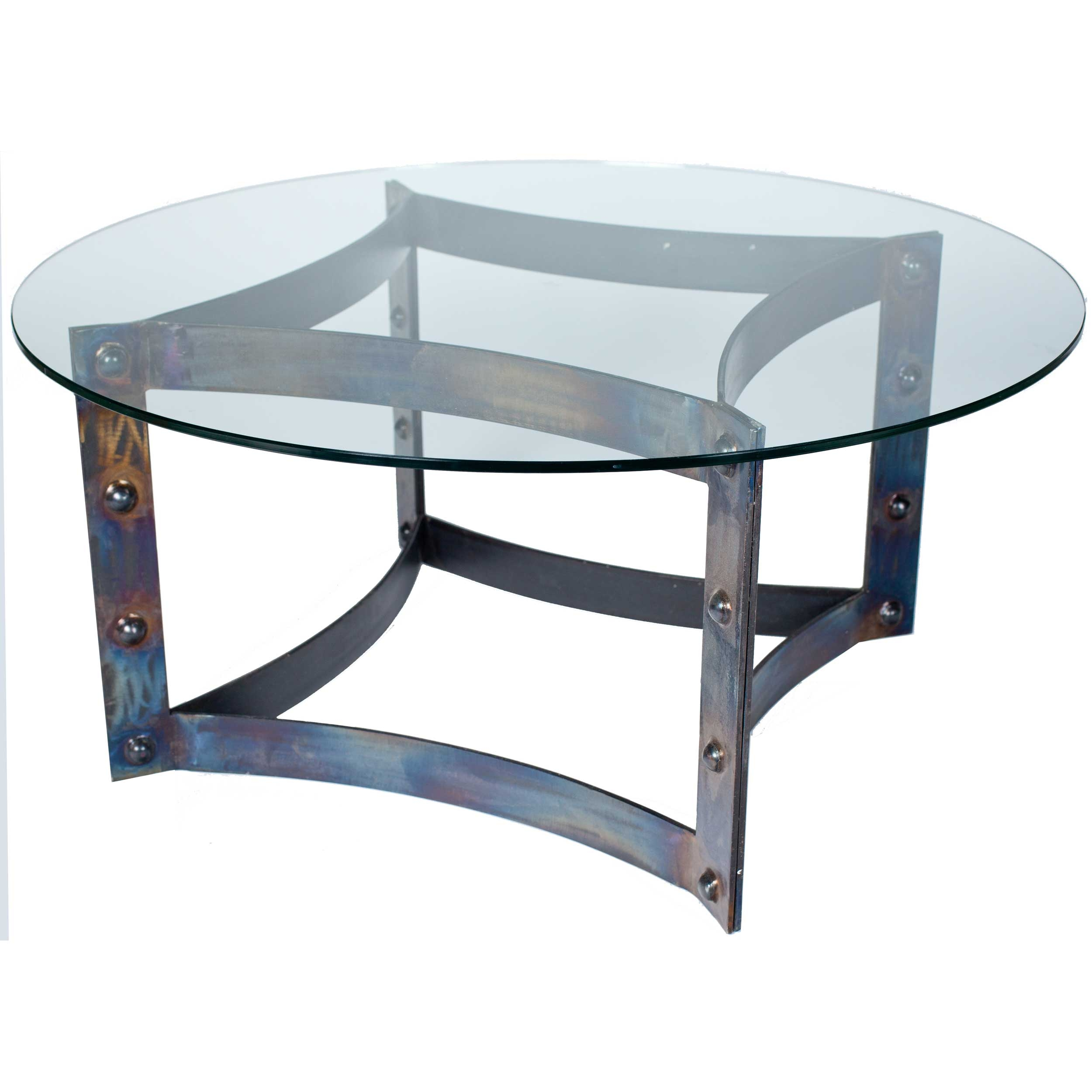 Pictured is the sebastian cocktail table base available in for Wrought iron cocktail table bases