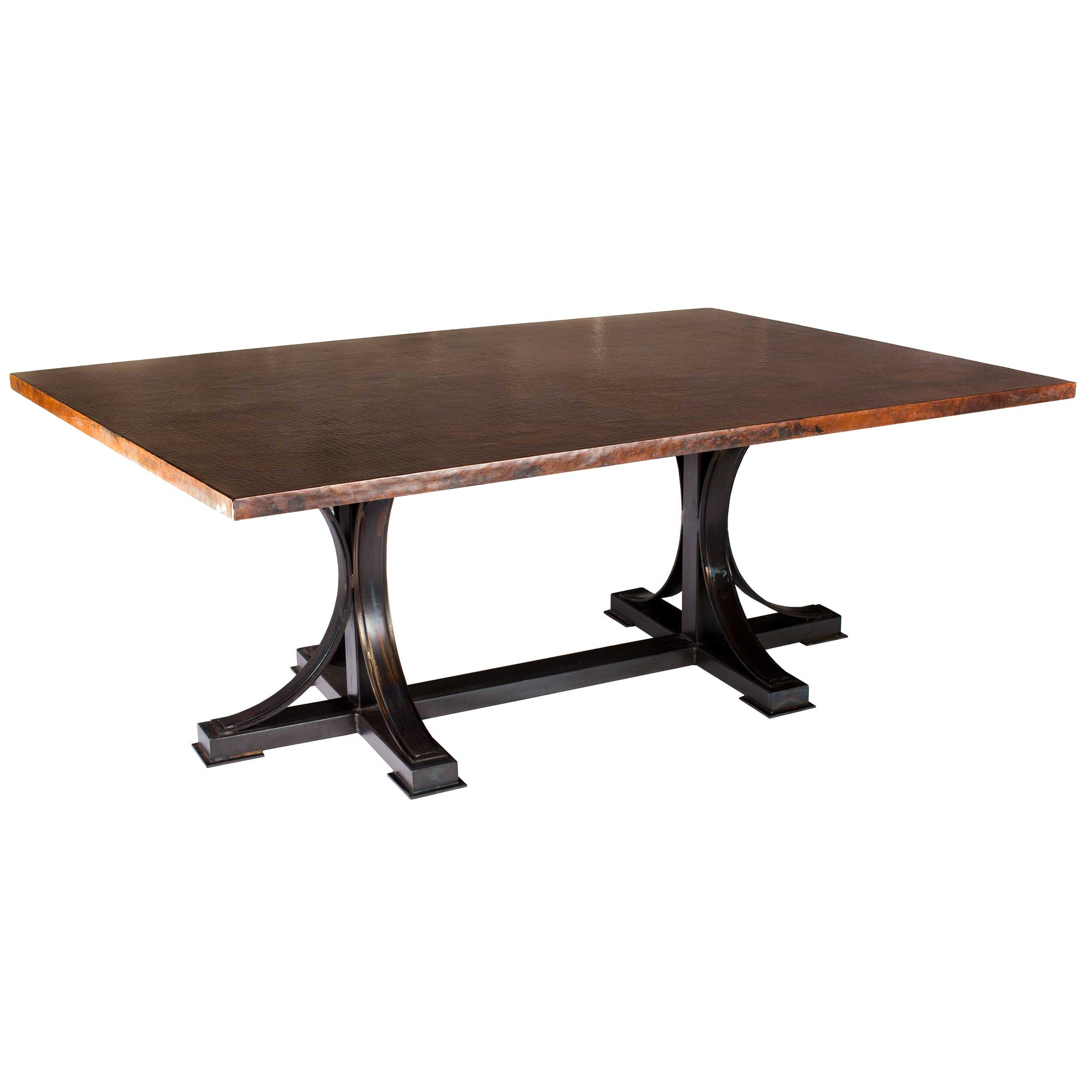 Pictured here is the winston rectangle dining table with for Rectangle dining table