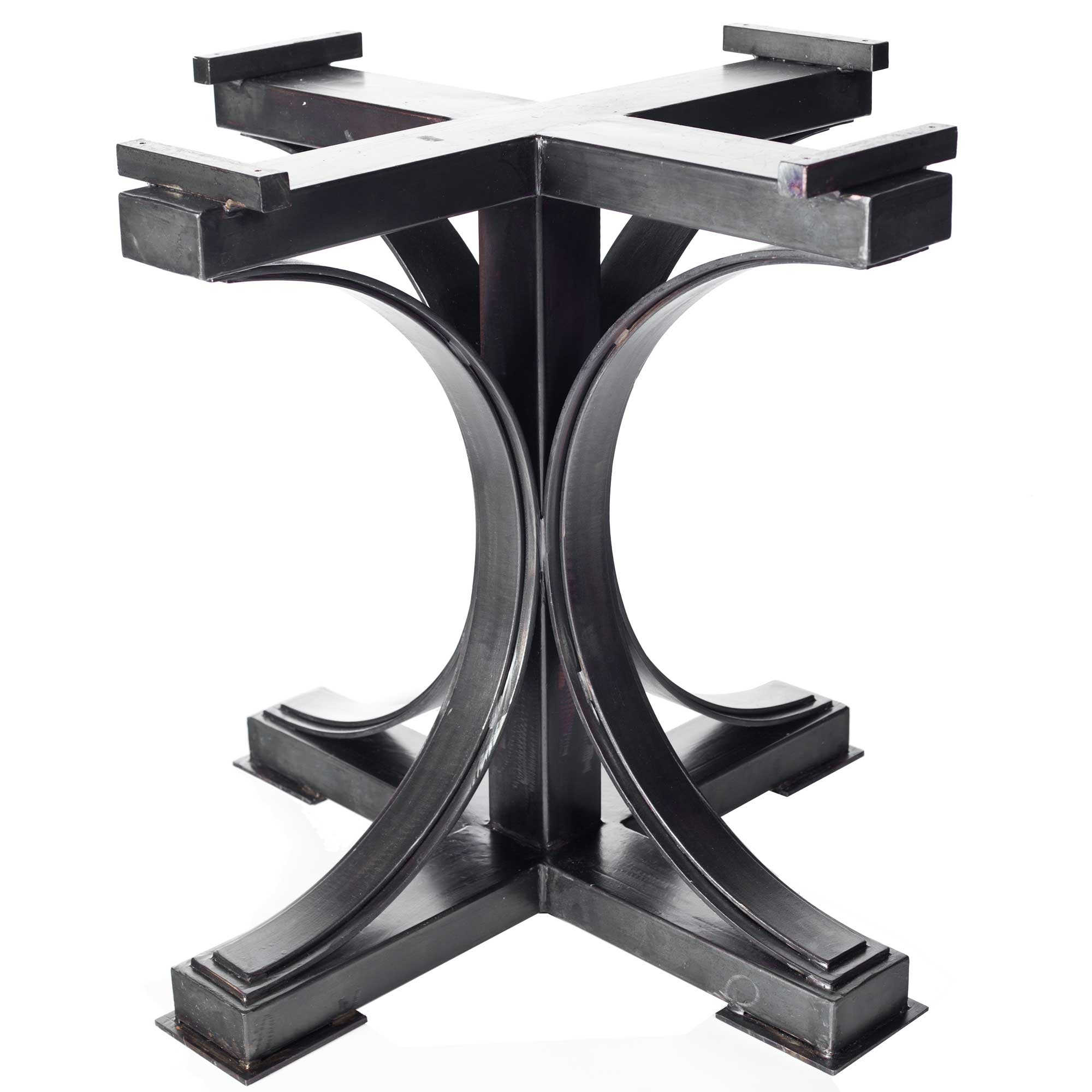 Pictured Is The Winston Dining Table Base Available In 3