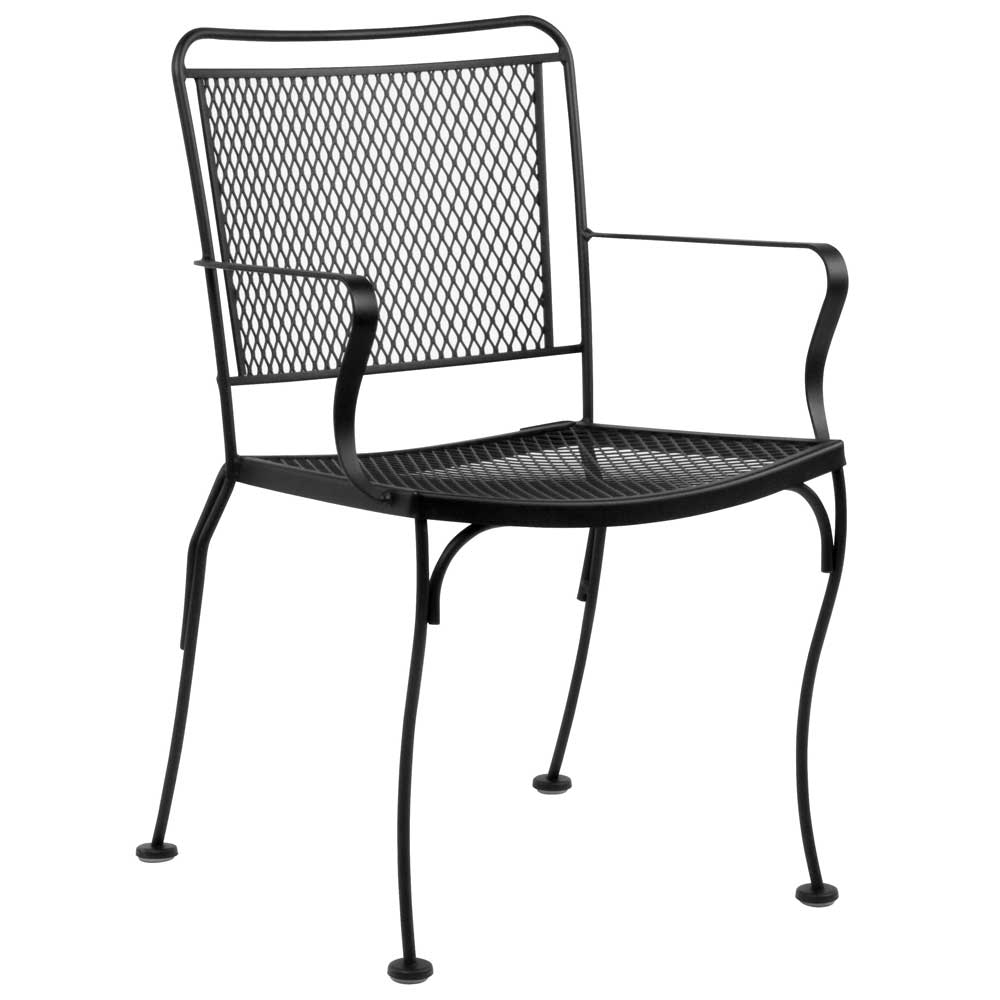Pictured is the Constantine Dining Stackable Arm Chair  : TWI WA 130001 2 from www.timelesswroughtiron.com size 1000 x 1000 jpeg 164kB