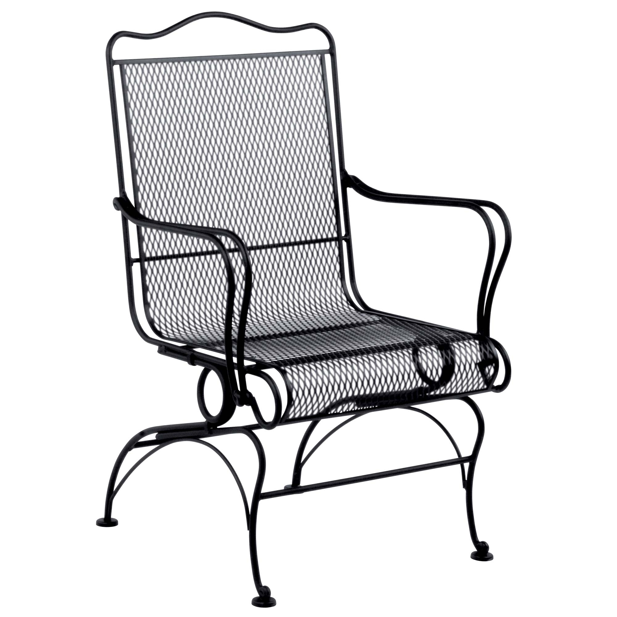 pictured is the tucson high back coil spring chair from
