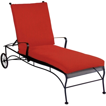 Buy the bradford adjustable chaise lounge for patio online for Adjustment bracket for chaise lounge