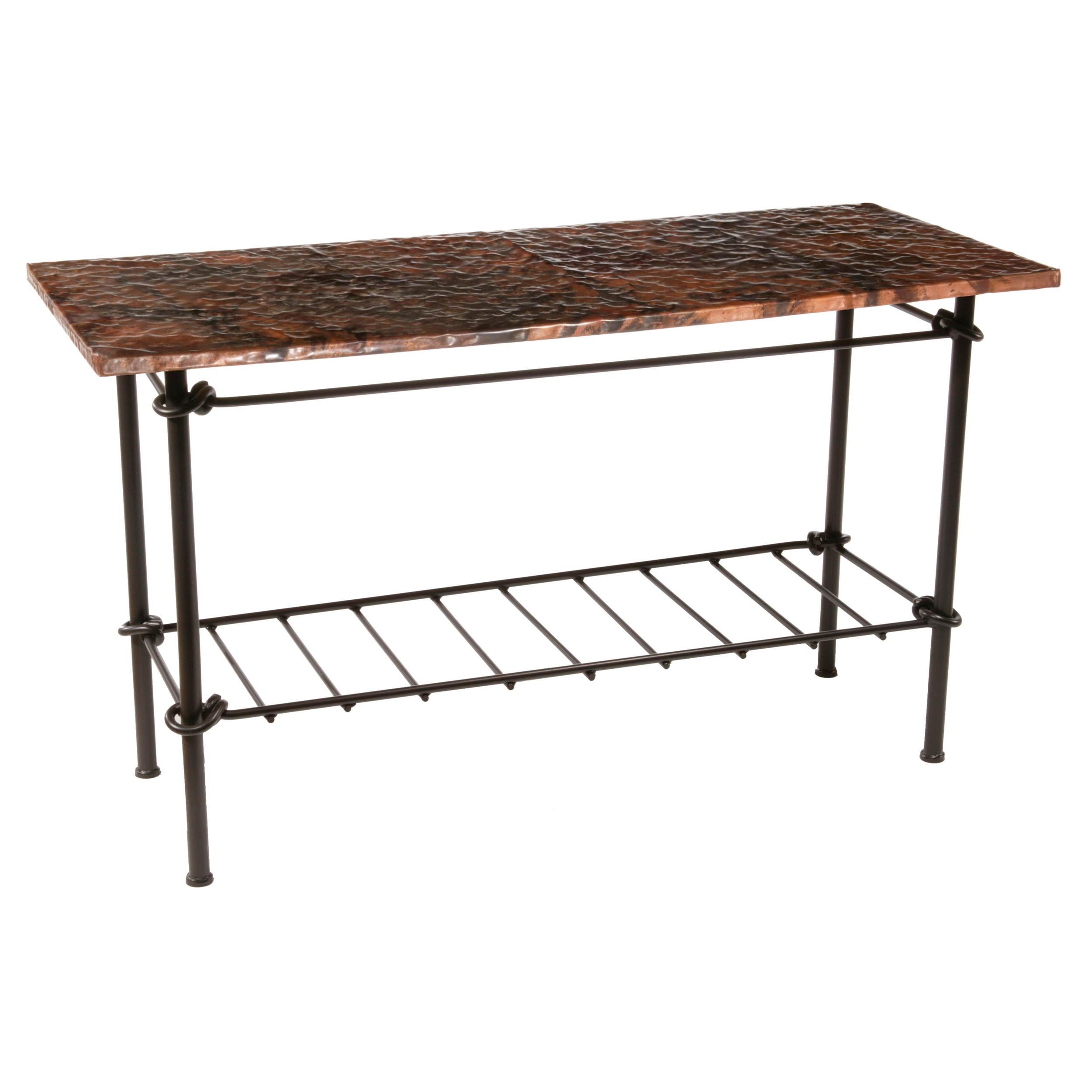 Knot console table 901140 Metal console table