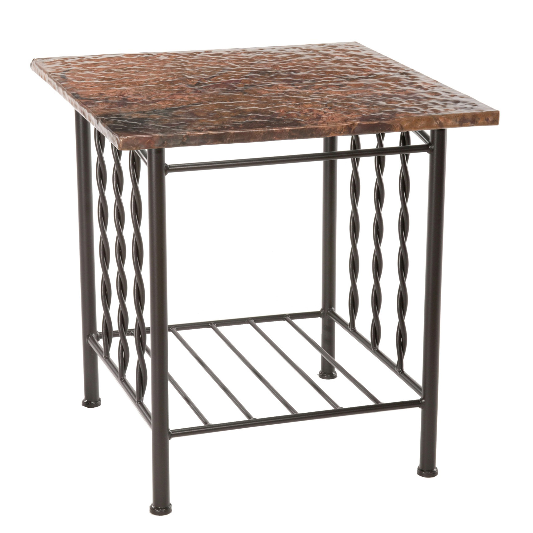 Iron Side Table ~ Prescott side table g
