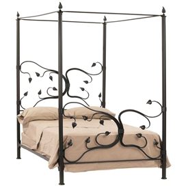 Eden Isle Canopy Bed