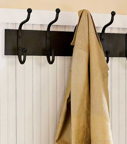 Shop all wrought iron coat racks and stands.