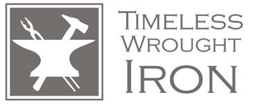Timeless Wrought Iron is a specialty store that offers hand-forged iron furniture and decor for your home and commercial spaces