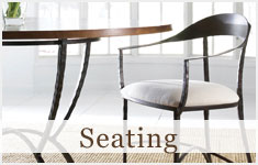 Shop our large luxury selection of seating including dining chairs, benches, bar stools, counter stools and much more