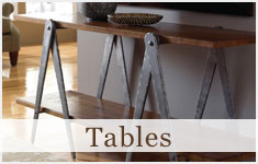 Shop our large slection of premium iron tables including, end tables, dining tables, console tables, cocktail tables, coffee tables and much more