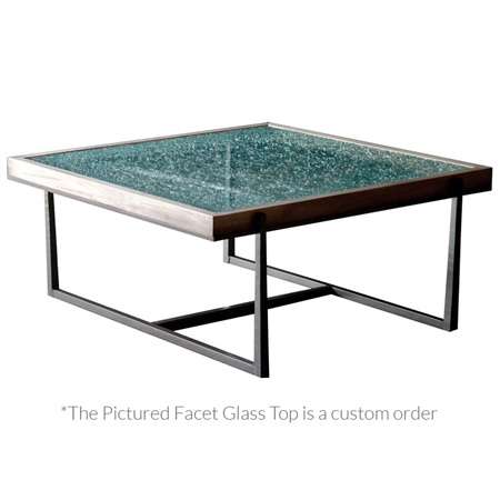 Cooper 54 In Square Cocktail Table Handcrafted In America