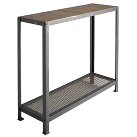 Wrought Iron Warehouse 36 Quot Console By Charleston Forge