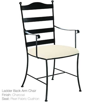 Ladder Back Side Chair Charleston Forge