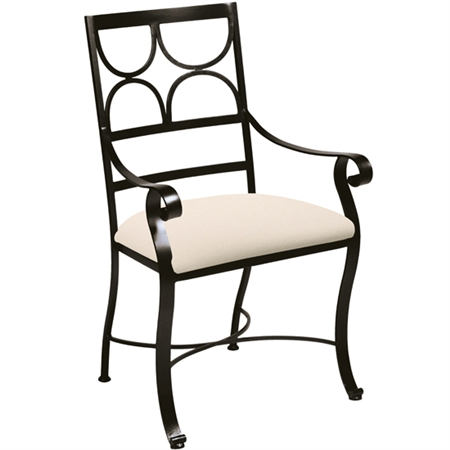 Charleston Forge Camino Dining Arm Chair
