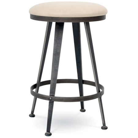 Peachy Aries Swivel Backless Bar Stool 30 In Seat Height Gmtry Best Dining Table And Chair Ideas Images Gmtryco