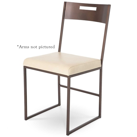 Astor Iron Dining Chair Charleston Forge
