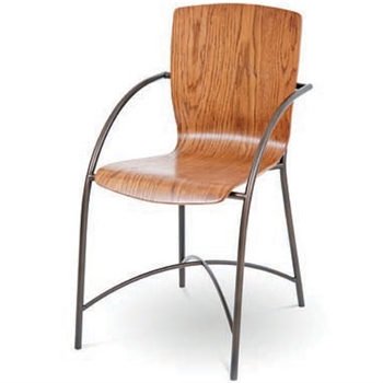 Merritt Dining Chair Charleston Forge