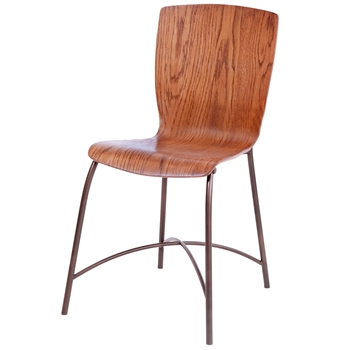 Merritt Side Chair Charleston Forge