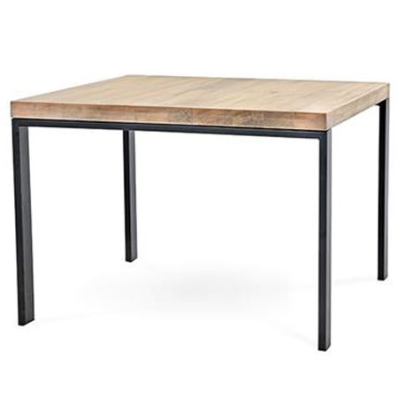 Astor 54 In Square Dining Table Seats 4