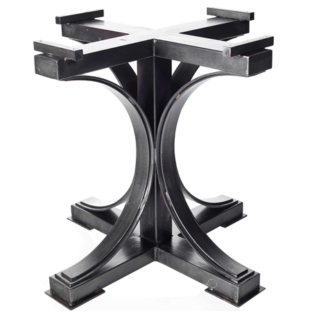 Winston Iron Dining Table Base Only