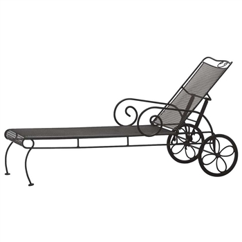Buy the cantebury chaise lounge for your yard online for Adjustment bracket for chaise lounge