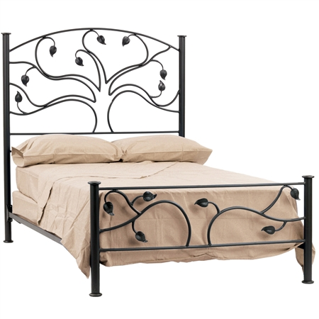 Live Oak Wrought Iron Bed Timeless Wrought Iron