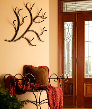 Shop all wrought iron coat racks from Timeless Wrought Iron.